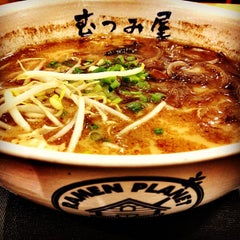 Photo taken at Ramen Planet Mutsumiya (むつみ屋) by Macchiato S. on 1/23/2013