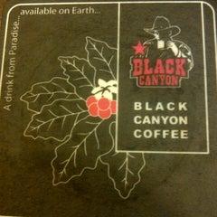 Photo taken at Black Canyon Coffee by syieffa m. on 11/11/2012