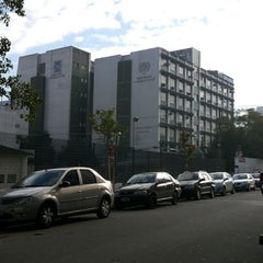 Photo taken at Faculdades Oswaldo Cruz by Fer_Syl E. on 6/4/2013