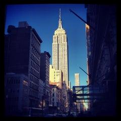 Photo taken at Manhattan, NY by Keli L. on 3/1/2014