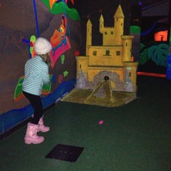 Photo taken at Trafalga Fun Center by Tyler H. on 1/30/2013