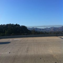 Photo taken at CA-134 / I-210 Freeway Interchange by CJ H. on 9/25/2012