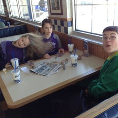 Photo taken at Culver's by Willem D. on 1/26/2014