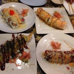 Photo taken at Goro's Sushi by Chris R. on 2/15/2014