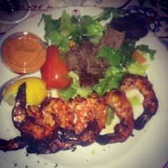 Photo taken at sahara restaurant Best Mediterranean food In Brooklyn NY by Tsvetana A. on 12/22/2012