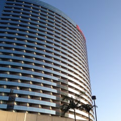 Photo taken at San Diego Marriott Marquis & Marina by Andy H. on 4/29/2013
