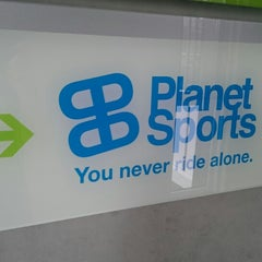 Photo taken at Planet Sports Headquarter by Sebastian T. on 8/19/2014