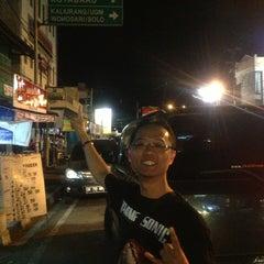 Photo taken at Jalan Mataram by Siamang O. on 8/12/2013