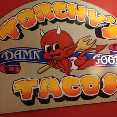 Photo taken at Torchy's Tacos by Shannon S. on 12/30/2012