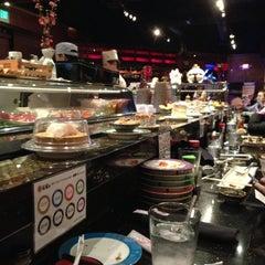 Photo taken at Kiku Japanese Steak & Sushi by CAMB 9. on 12/13/2012