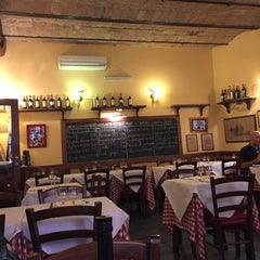 Photo taken at Ristorante Il Fico by Metin A. on 1/17/2015