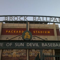 Photo taken at Packard Baseball Stadium by Dan T. on 3/14/2013