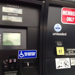 Photo taken at Costco Gasoline by Tina C. on 7/30/2013