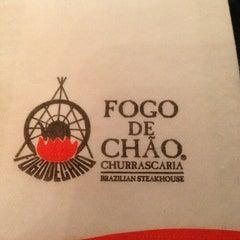 Photo taken at Fogo de Chao by Belinda P. on 7/14/2013