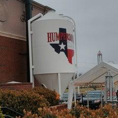 Photo taken at Humperdinks Restaurant & Brew Pub by William M. on 3/22/2013