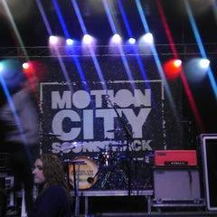 Photo taken at Hawthorne Theatre by Lesa M. on 10/22/2012