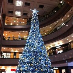Photo taken at Takashimaya S.C. by Calvin N. on 12/28/2012