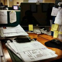 Photo taken at Bid.Status Kepegawaian dan Pensiun Kanreg VI BKN by Sammy'S LED🔈® Project📡 on 10/17/2012