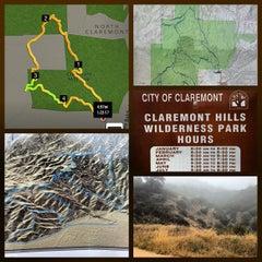 Photo taken at Claremont Five Mile Loop Wilderness Trail by Micah J. on 6/5/2013