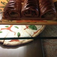 Photo taken at Abitino's Pizzeria by Slean P. on 9/30/2012