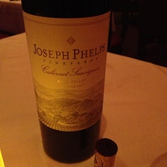 Photo taken at Fleming's Prime Steakhouse & Wine Bar by Sean C. on 12/8/2012