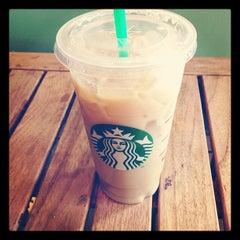 Photo taken at Starbucks by Sara F. on 10/9/2012