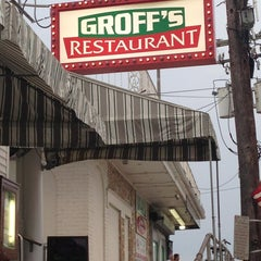 Photo taken at Groff's by Tony S. on 7/31/2013