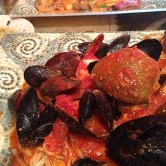 Photo taken at Massimino's Cucina Italiana by Nicole K. on 5/30/2014