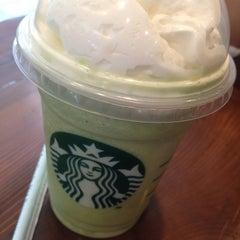 Photo taken at Starbucks by Sue T. on 4/5/2014
