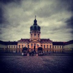 Das Foto wurde bei Schloss Charlottenburg von Ondřej Š. am 1/31/2013 aufgenommen