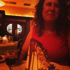 Photo taken at Gibsons Bar & Steakhouse by Steve C. on 5/24/2013