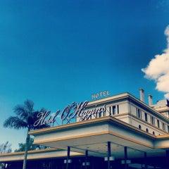 Photo taken at Hotel O'Higgins by Juan José R. on 9/18/2012