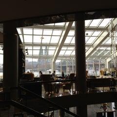 Photo taken at Hyatt Regency Cologne by Thorsten A. on 11/19/2012