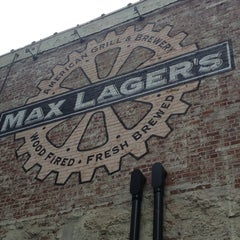 Photo taken at Max Lager's by Kallie M. on 7/9/2013