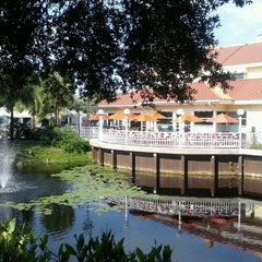 Photo taken at Sheraton Vistana Resort Villas, Lake Buena Vista/Orlando by Shavonne on 11/24/2012