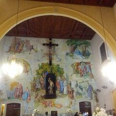 Photo taken at Igreja Presbiteriana de Porto Ferreira by Wellington O. on 10/19/2012