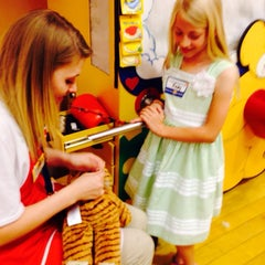 Photo taken at Build-A-Bear Workshop by Dorothy S. on 4/5/2014