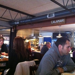 Photo taken at Sam's Chowder House by Tante A. on 12/15/2012