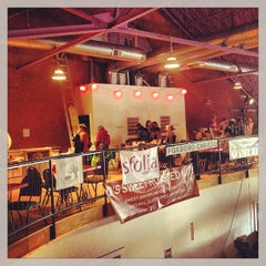 Photo taken at Somerville Winter Farmers Market by Andrea D. on 3/9/2013