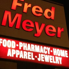 Photo taken at Fred Meyer by Tanya M. on 12/29/2012