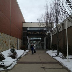 Photo taken at The Maine Mall by Nicole D. on 3/1/2013