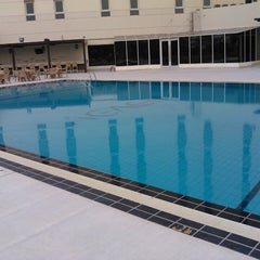 Photo taken at Acacia Hotel by Стасян Р. on 4/29/2013