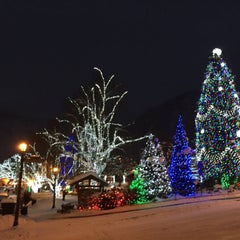 Photo taken at Town of Leavenworth by Spenser H. on 1/4/2016