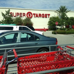 Photo taken at SuperTarget by Shane G. on 8/31/2013