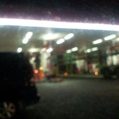 Photo taken at SPBU - Mega Bekasi by Ponco N. on 9/19/2012