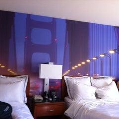 Photo taken at Radisson Hotel Fisherman's Wharf by Moreno on 9/14/2012