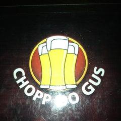 Photo taken at Chopp do Gus by Alexandre F. on 2/12/2013