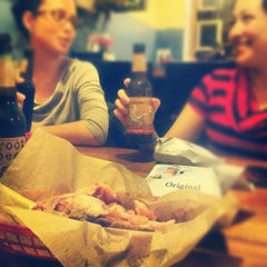 Photo taken at Luke's Lobster by Sarah A. on 12/10/2012