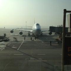 Photo taken at Gate E23 by Maurivan B. on 11/16/2012