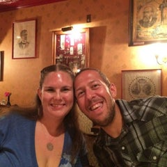 Photo taken at Stoudts Black Angus Restaurant & Pub by Christoph on 9/28/2014